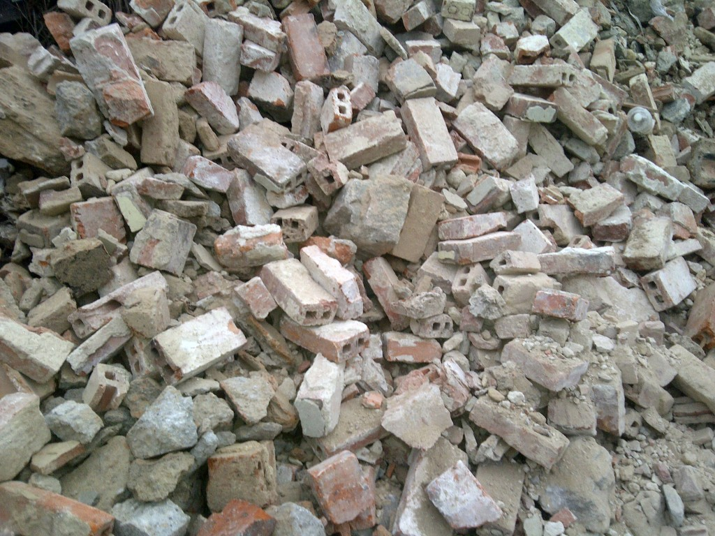 <b>Odbiór odpadów budowlanych irozbiórkowych</b>